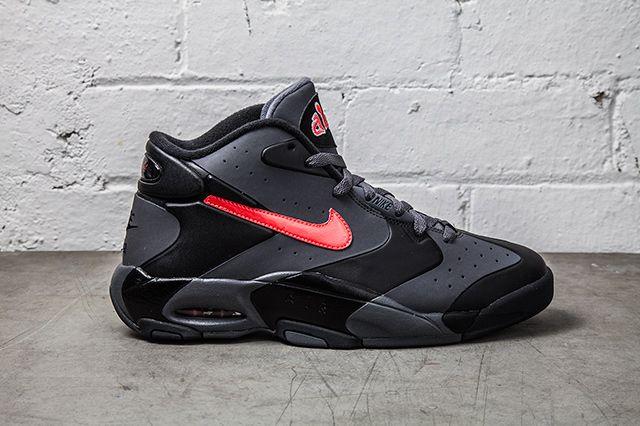 Nike Air Up 14 Laser Crimson Dark Grey