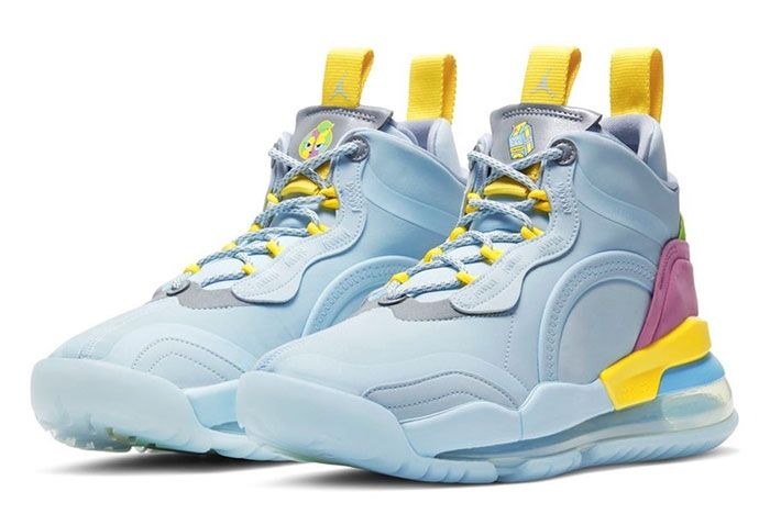 Cole Bennett Lyrical Lemonade Jordan Aerospace 720 Three Quarter Lateral Side Shot