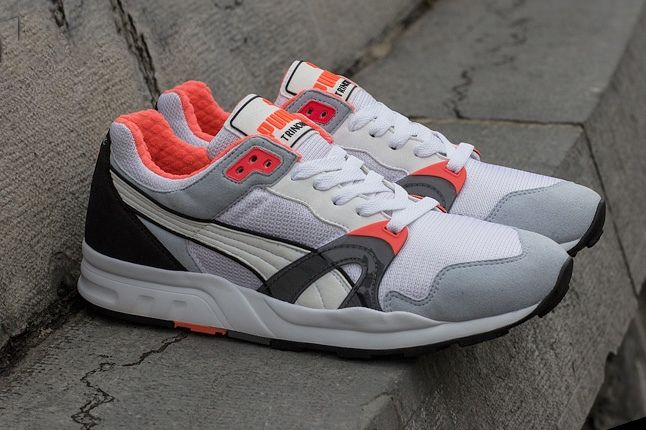 Puma Trinomic Xt1 Plus Grey Profile 1