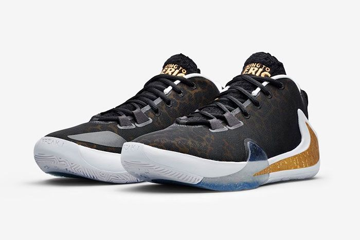 Nike Zoom Freak 1 Coming To America Front Angle