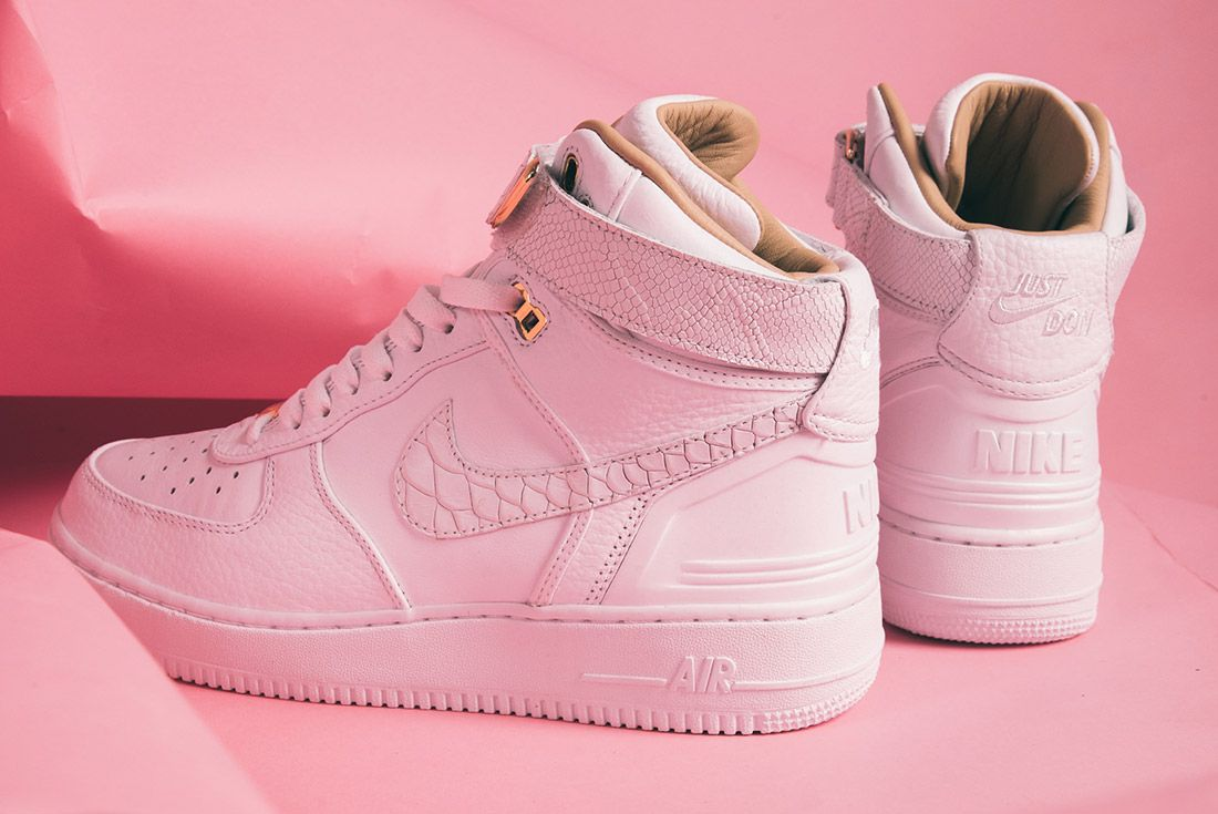Nike Air Force 1 Af100 Collection Closer Look Sneaker Freaker 16