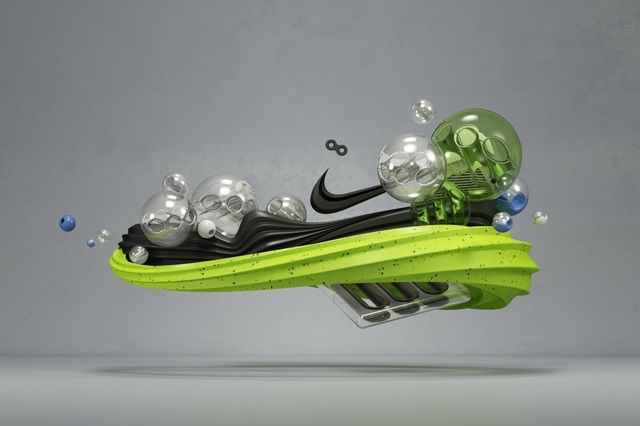 Revultionised Nike Air Max Lunar1 12
