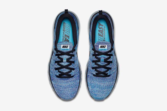 Nike Flyknit Air Max Chlorine Blue 4