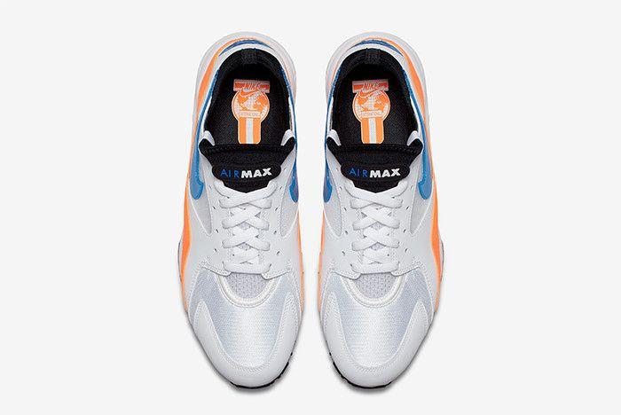 Nike Air Max 93 Nebula Blue 4