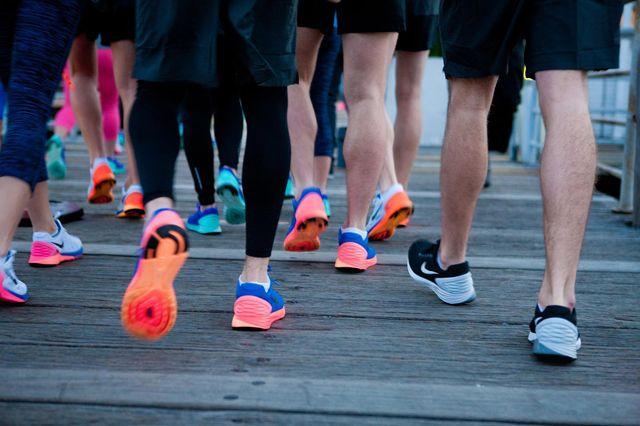 Nike Lunarglide 6 Test Run Sydney 7