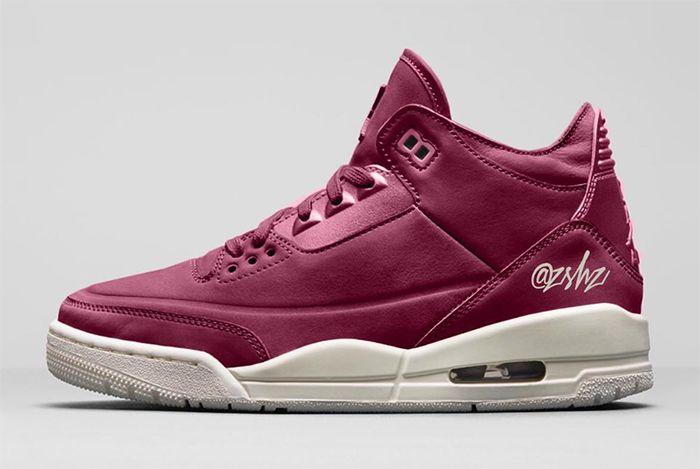 Air Jordan 3 Bordeaux