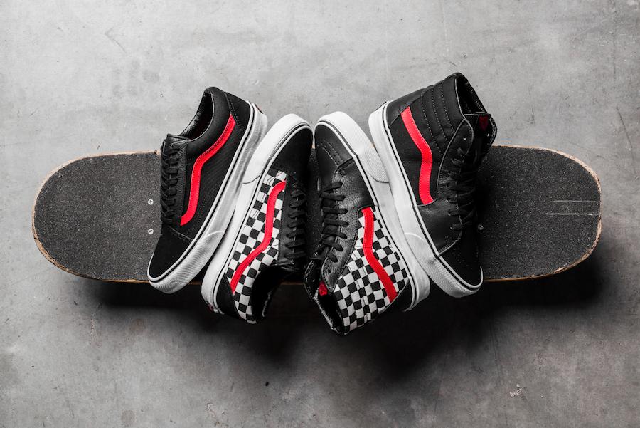Shoe Palace Vans 25Th Anniversary Release Date Sneaker Freaker