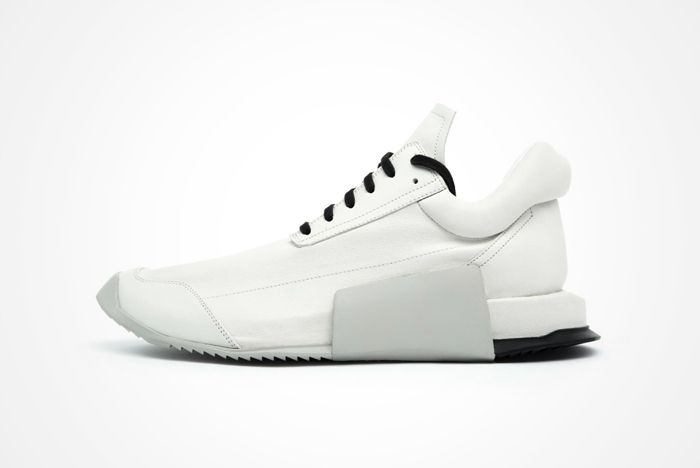Rick Owens X Adidas High Level Runner And Runner Level Low A