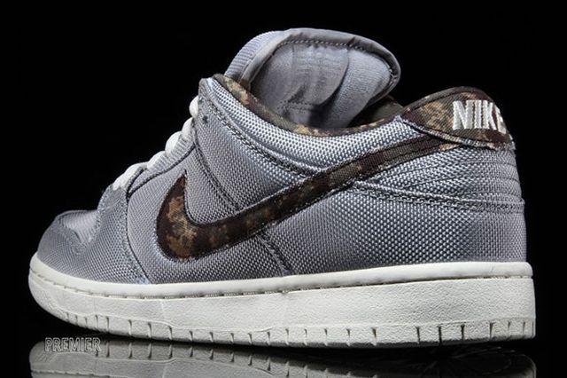 Nike Sb Dunk Low Digi Camo 3