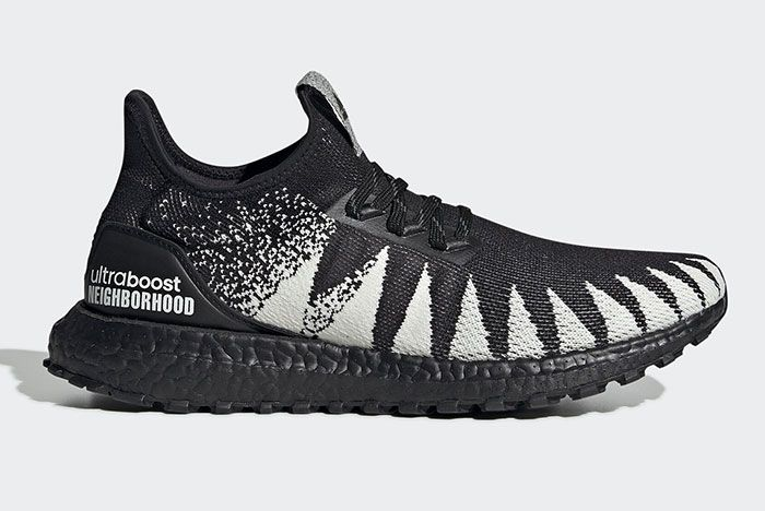 Adidas Neighborhood Ultra Boost 19 Fu7313 Lateral
