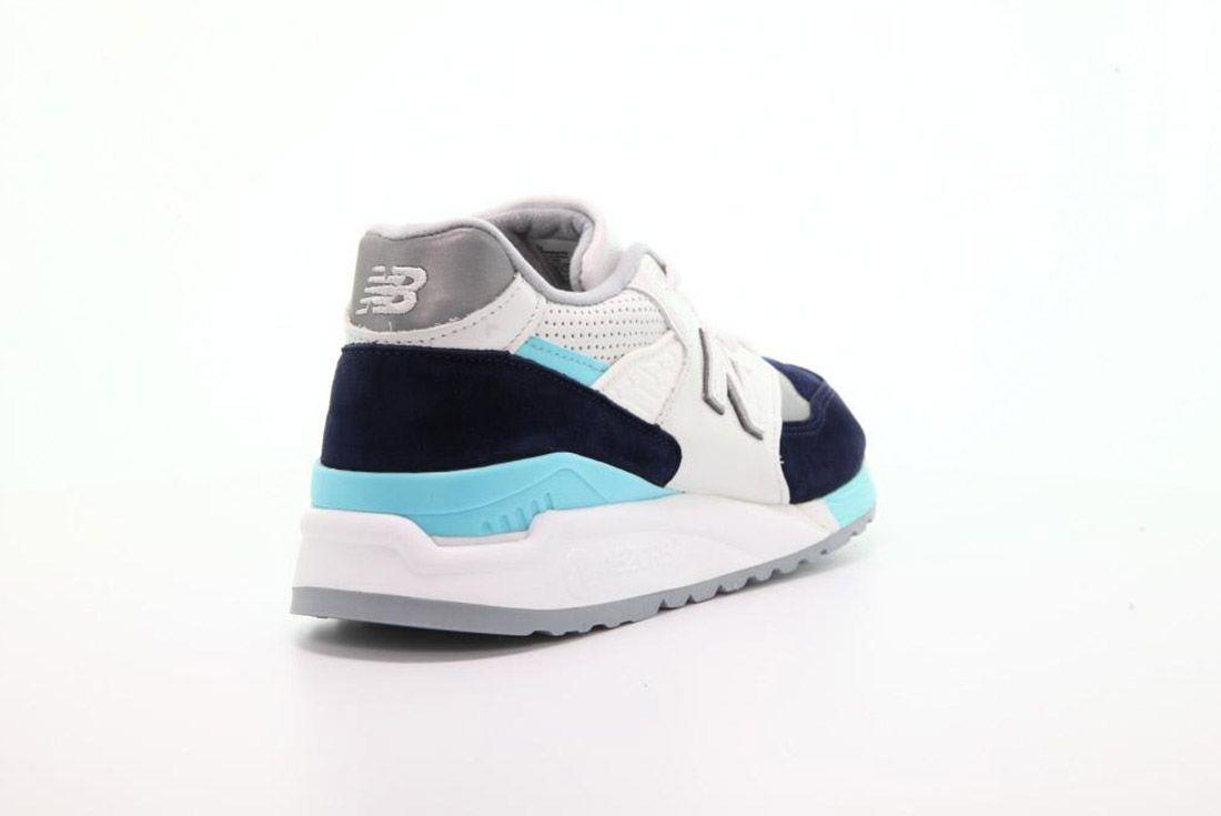New Balance 998 Wtp White Made In Usa Sneaker Freaker 9