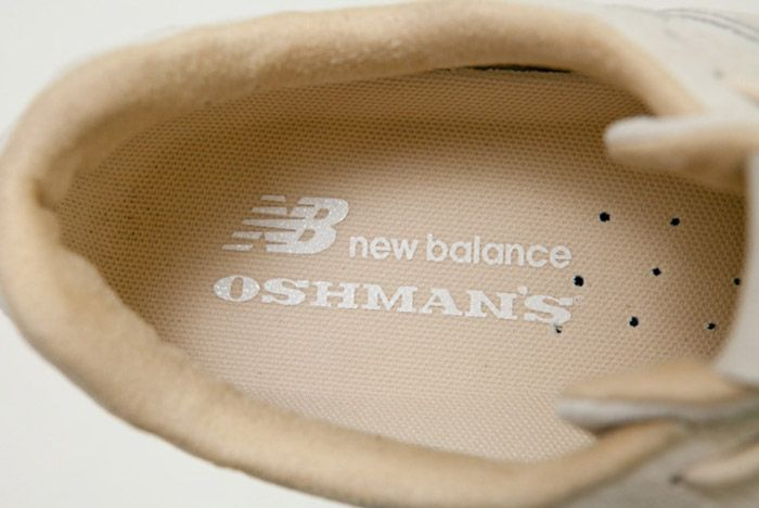 Oshmans New Balance 996 Marshamallow 3