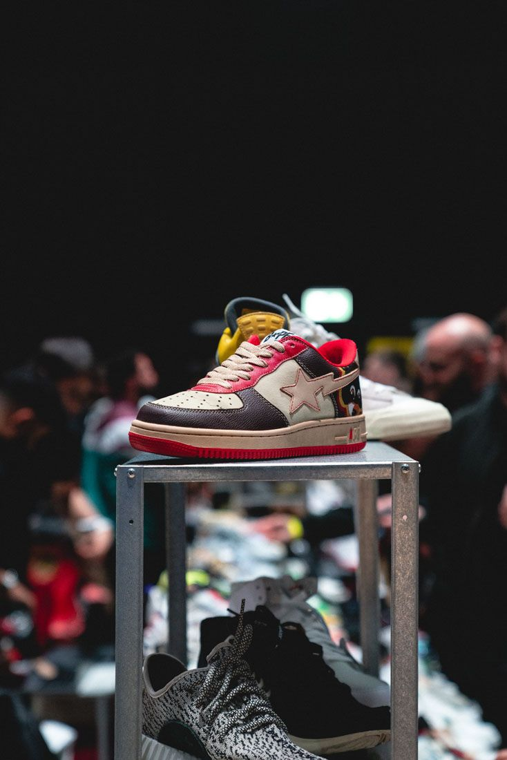 Sneakerness Zurich 2019 Event Recap 40 Kanye West Bape Bapesta