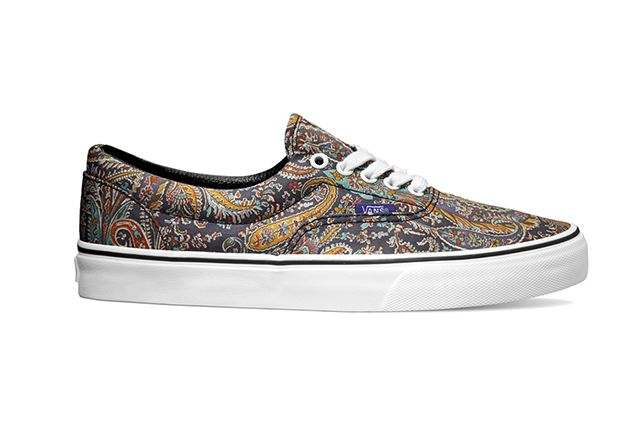 Vans X Liberty Of London Fall 2014 Collection 1