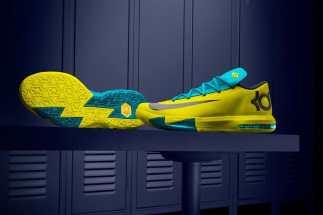 Nike Kd Vi First Look Sole Profile Promo 1