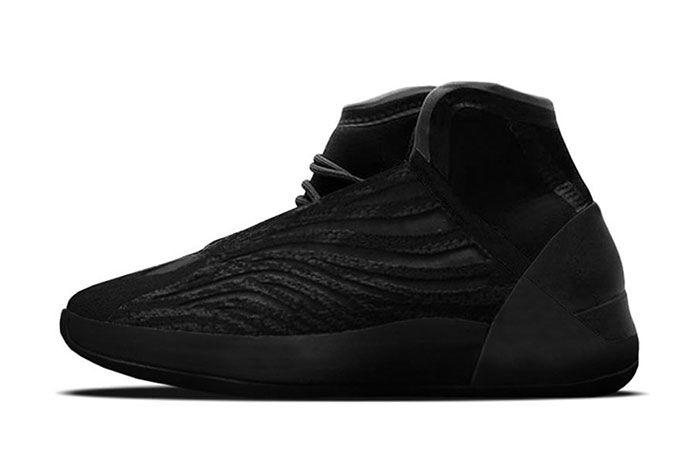 Adidas Yeezy Quantum Basketball Barium Release Date Side