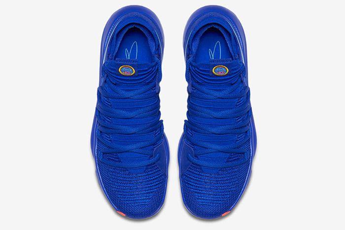 Nike Kd 10 Prosperity Blue 4