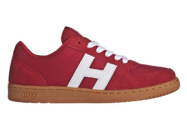 Huf 1984 Red Gum Side 1