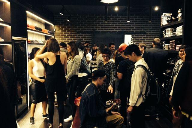 Cabinet Noir Store Opening 5