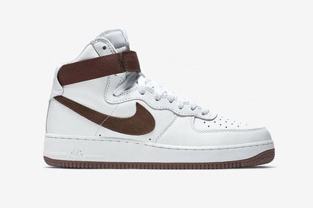 Nike Air Force 1 High Chocolate 3