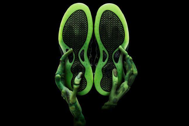 Paranorman Foamposite Nike Soles 1