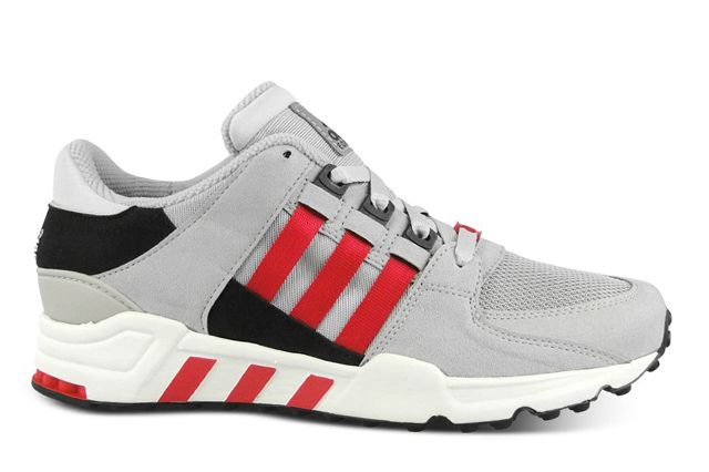 Adidas Eqt Running Support 93 Toro Red Ice Grey 7