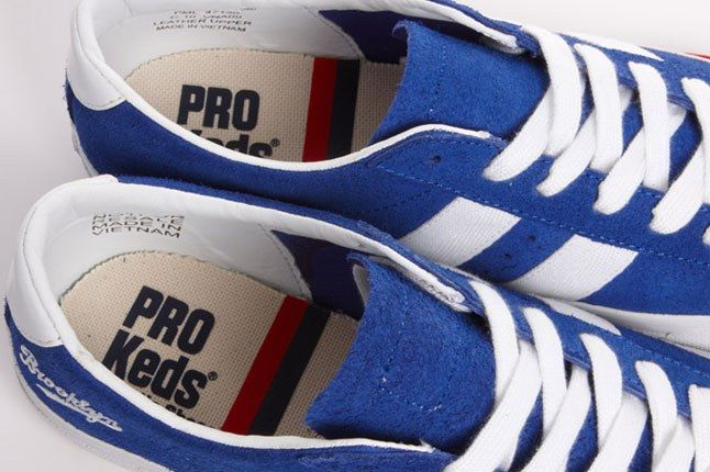 Pro Keds Basketall Shoe 3
