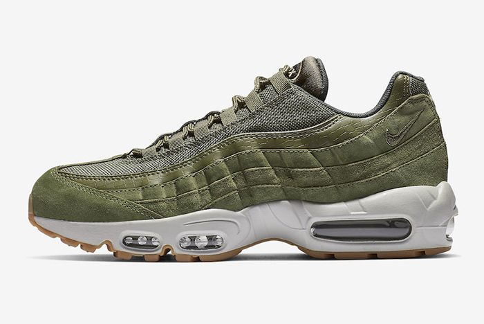 Nike Air Max 95 Olive Canvas 1