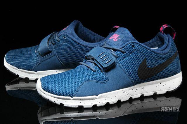 Nike Sb Trainerendor Bluepink 6
