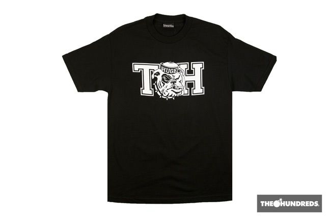 The Hundreds Rosewood Tee 10 1