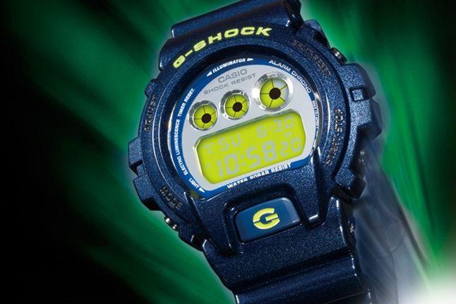 G Shock Mirror Face Dw6900 2 1