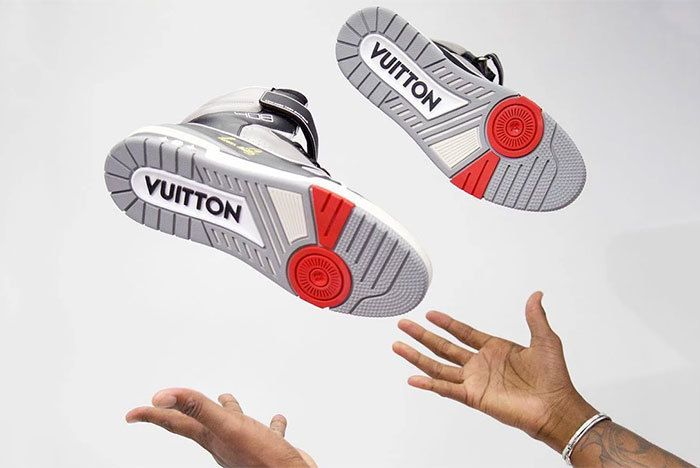 Virgil Abloh Louis Vuitton Sneaker 1
