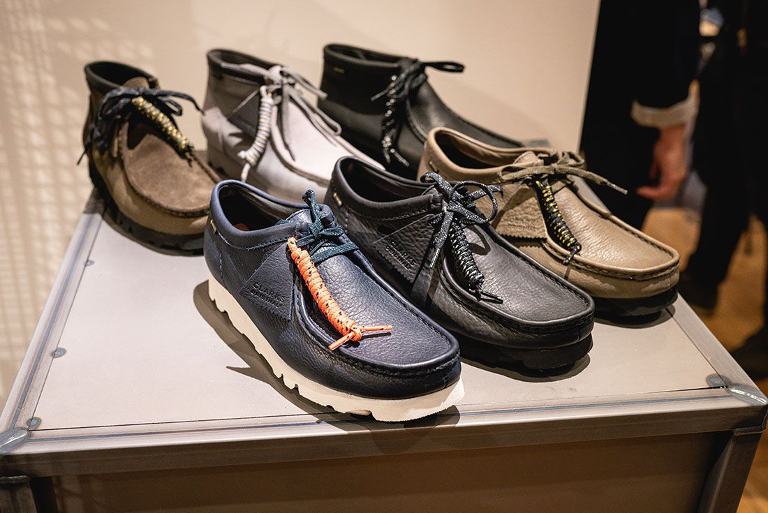 Clarks Originals Paris Fashion Week Neighborhood Desert Trek Wallabee6