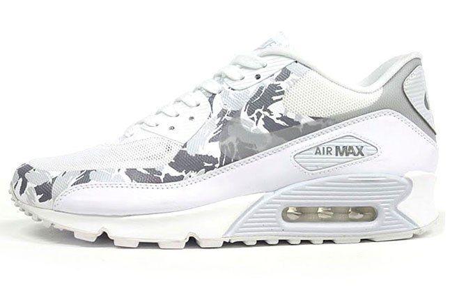 Air Max 90 White 2