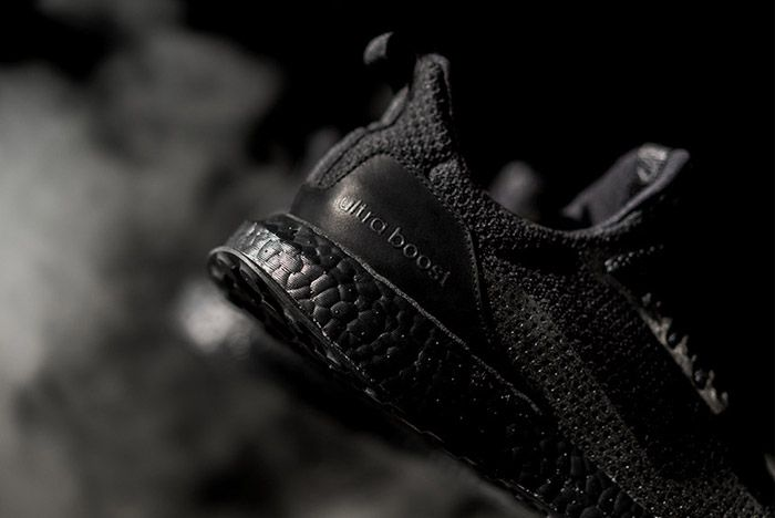Haven X Adidas Consortium Ultra Boost Triple Black 6