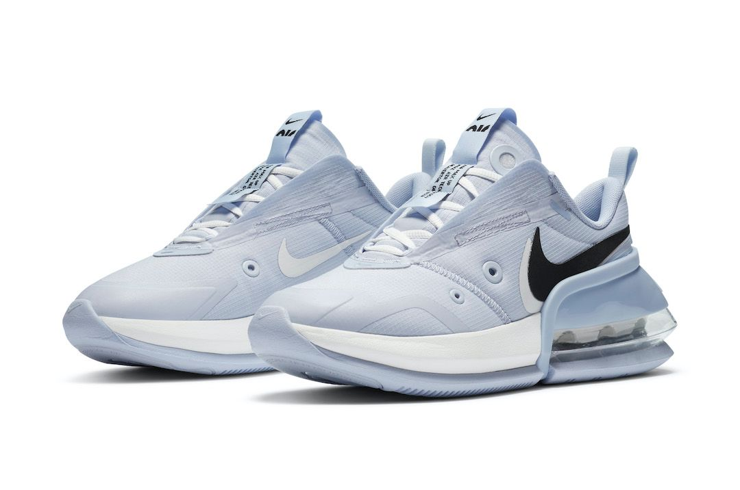 Nike Air Max Up Light Blue Angled