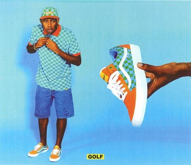 Golf Wang X Vans 2015 Old Skool Collection4