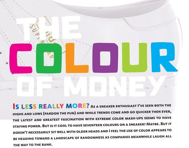 The Colour Of Money 1
