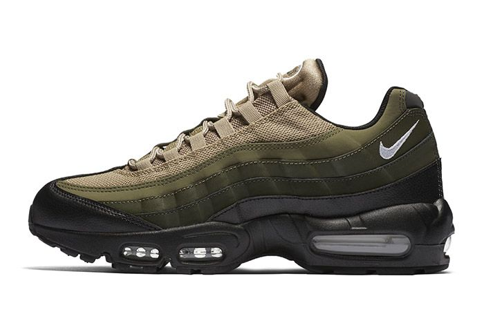 Nike Air Max 95 Green Khaki 3