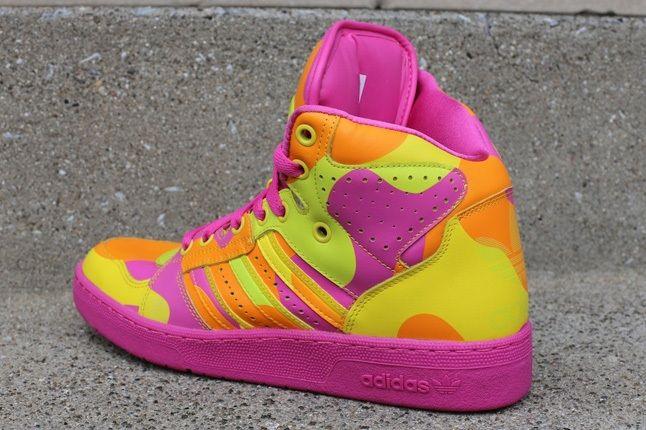 Adidas Js Instinct Hi Neon Camo 3