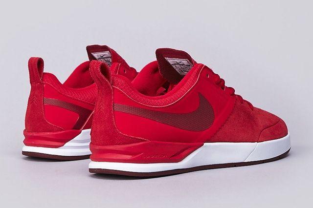 Nike Sb Project Ba University Red White Chianti 4