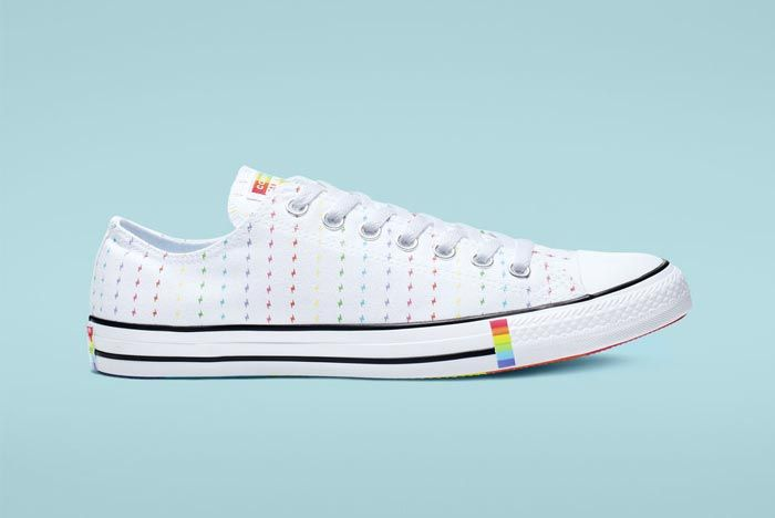Chuck Taylor All Star Pride Low Top Lateral