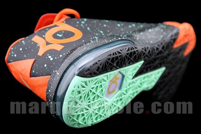Nike Kd Vi Splatter 3
