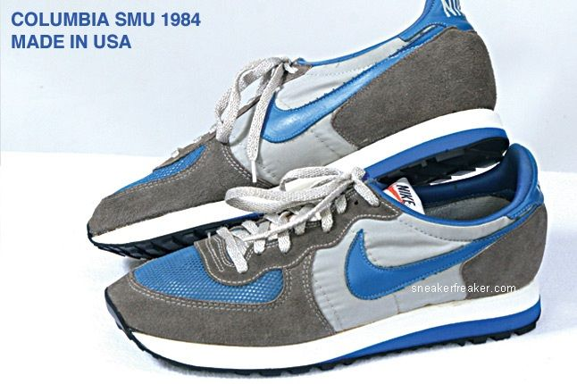 Vintage Collector Lindy Darrell Nike Runners 14