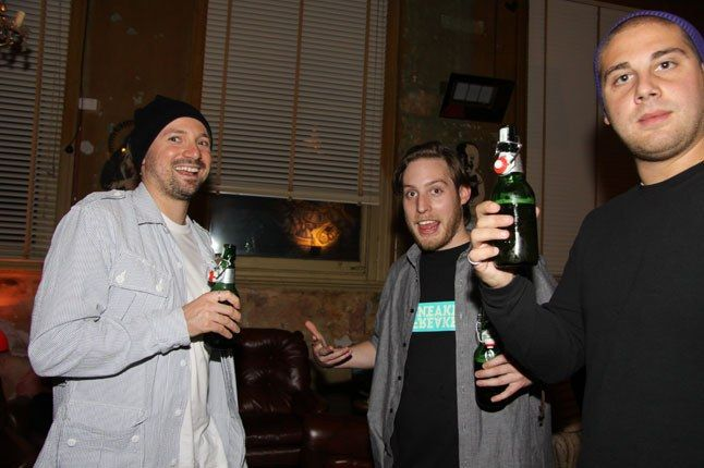 Snkrfrkr Issue 15 Launch Pics 16