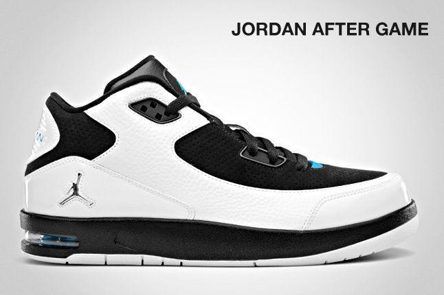 Jordan After Game 1