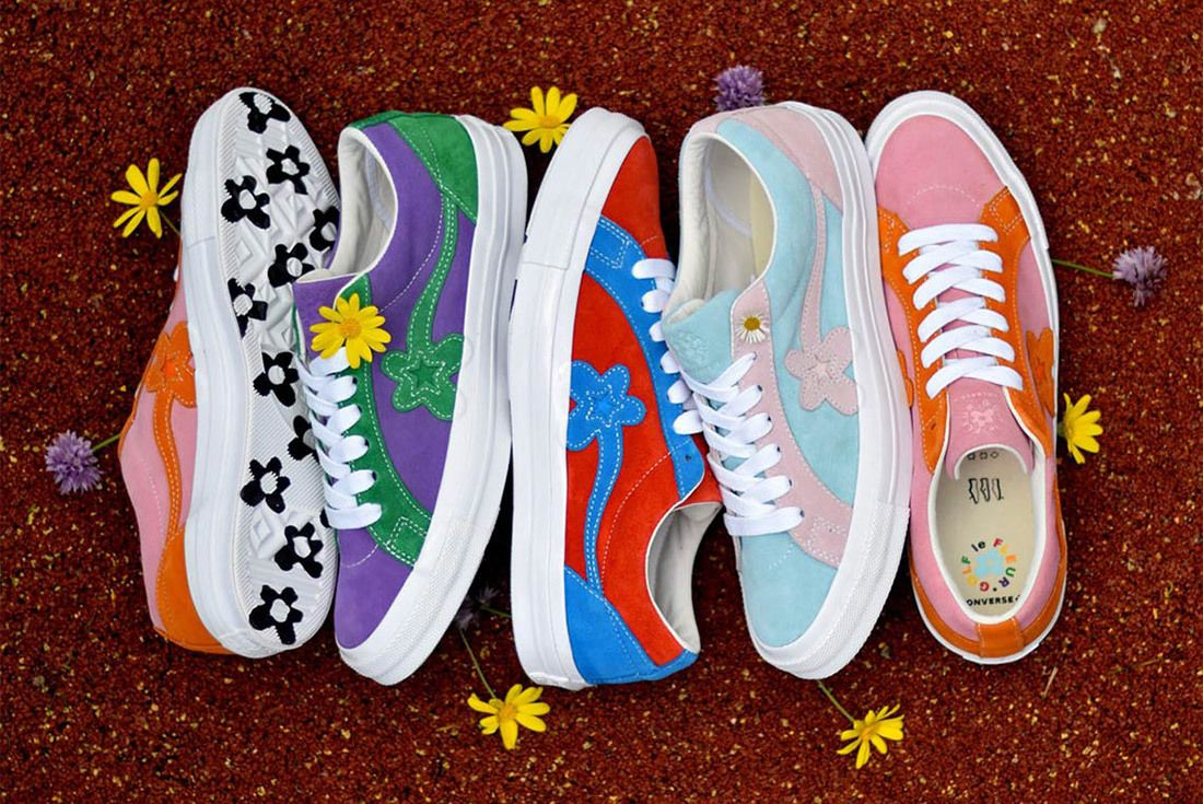 Tyler The Creator Converse Golf Le Fleur One Star 2