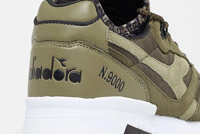 Diadora N9000 Camo Sneaker Freaker 7