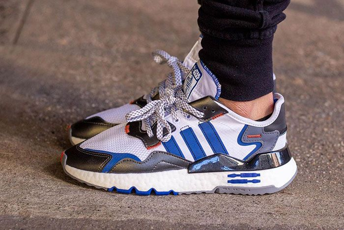 Adidas Star Wars Nmite Jogger R2 D2 On Foot8