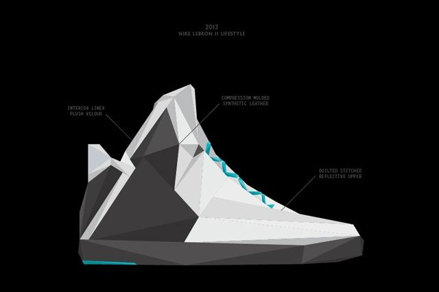 Nike Le Bron 11 Lifestyle King Of The Streets 4